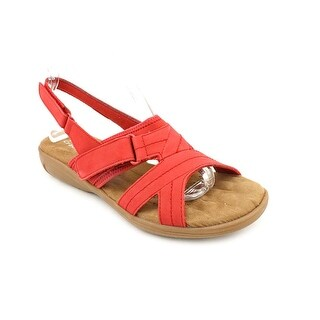 Walking Cradles Ciao Open-Toe Leather Slingback Sandal