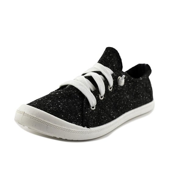 Not Rated Akira Women Canvas Black Fashion Sneakers