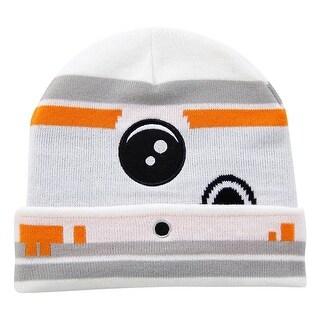 Star Wars BB8 Droid Women's Cuffed Knit Hat