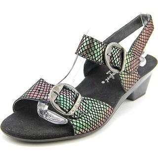 Helle Comfort Mod Boneta Open Toe Synthetic Sandals