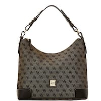 Dooney & Bourke Madison Signature Large Erica (Introduced by Dooney & Bourke at $198 in Nov 2015)