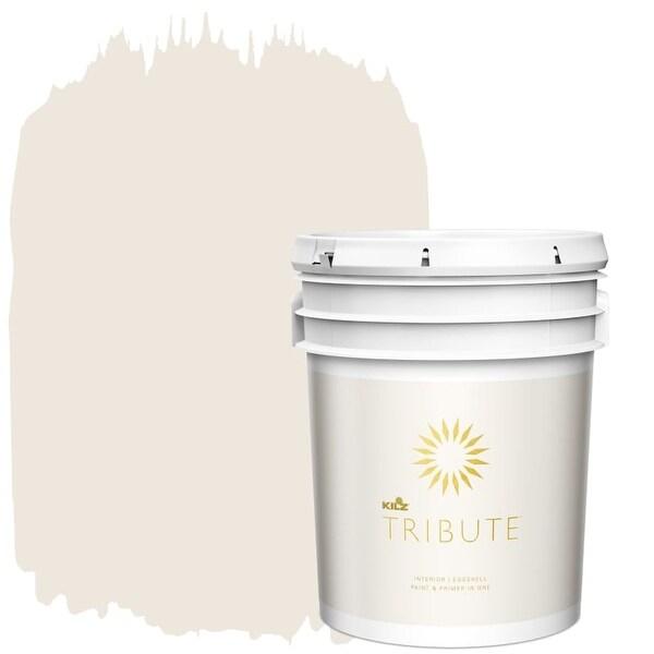 Kilz TB 10 5 GAL Windmill White Interior Paint   5 Gallon