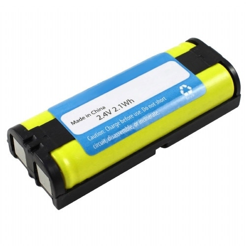 Replacement Panasonic HHR-P105 NiMH Cordless Phone Battery