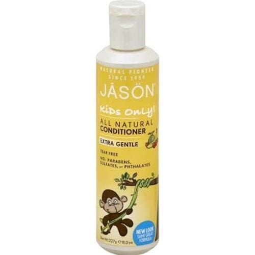 Jason Natural Products - Kids Only Mild Formula Conditioner ( 2 - 8 FZ)