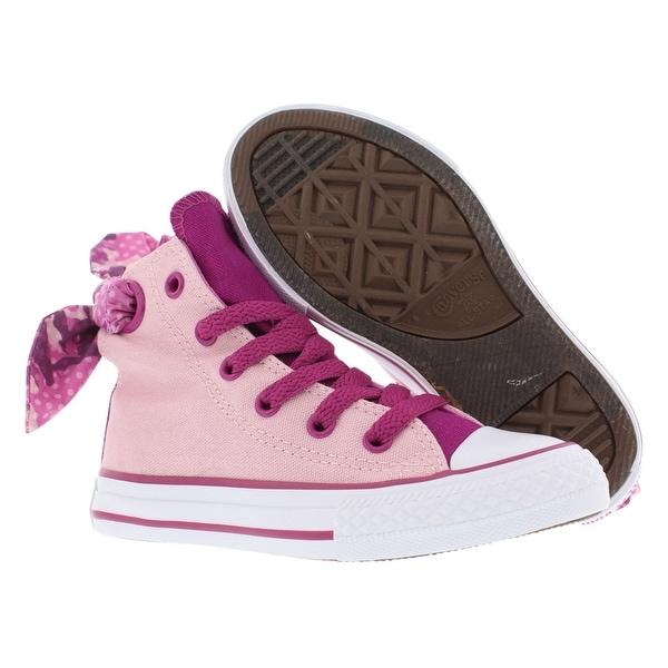 converse little girl shoes