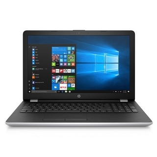 "Manufacturer Refurbished - HP 15-bs011la 15.6"" Laptop Intel Core i3-6006U 2.0GHz 8GB 1TB HDD W10"