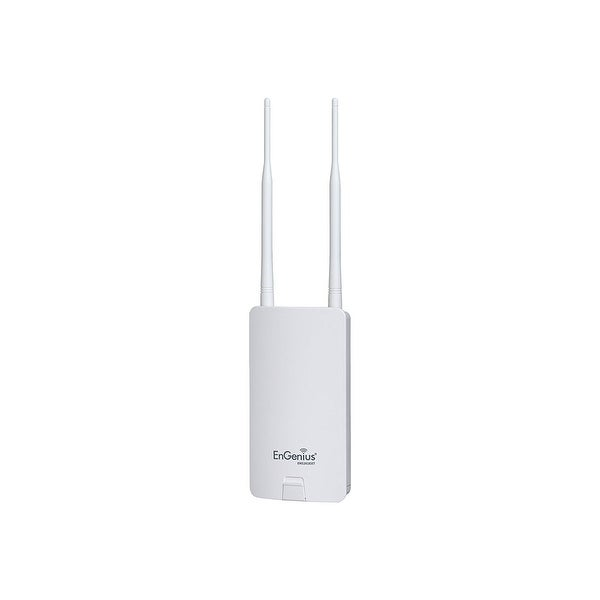 Engenius Ens202ext Outdoor Wireless Access Point; N300 2.4Ghz Removable Antennas