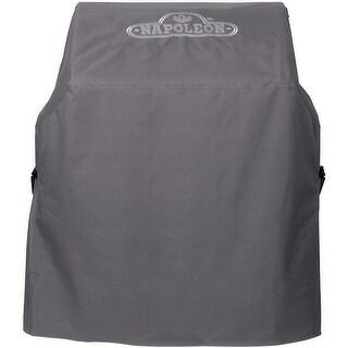 Napoleon 63411 Heavy Duty Rectangle Grill Cover, Gray