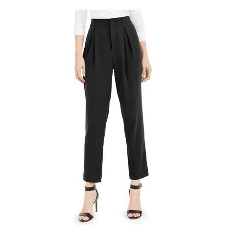 BAR III Womens Black Pants Size 4