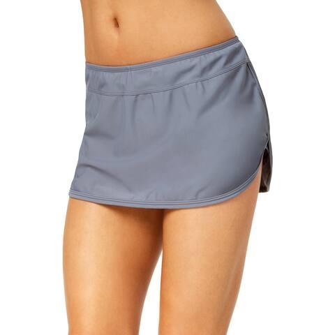 Go Gossip Womens Mini Beach Swim Skirt