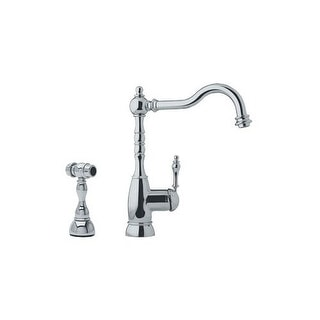 Franke FHF1 Farm House Kitchen Faucet with Side Spray