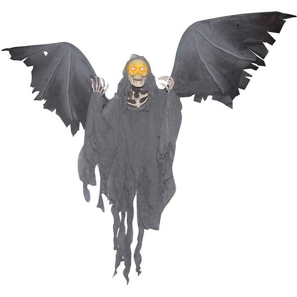 Halloween Prop Decoration: Animated Flying Reaper