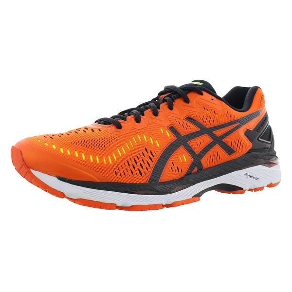 competitive price 68571 92fdb Shop Asics Gel-Kayano 23 Running Men'S Shoe - Free Shipping ...