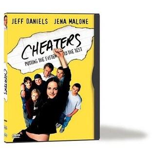 Cheaters (2000) DVD Movie Jeff Daniels, Jena  Malone