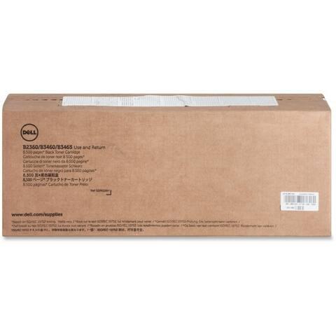 Dell printer accessories m11xh black toner