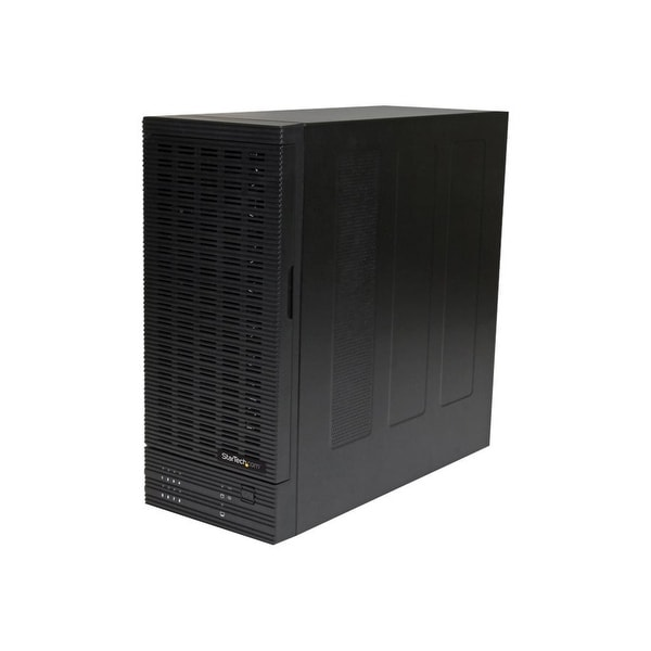 "Startech S358bu33erm 2.5/3.5"" Esata 8 Bay Hot Swap Sata Iii Hdd Enclosure"