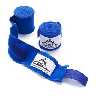 Black Mountain Products Professional Boxing and MMA Hand Wrist Wraps