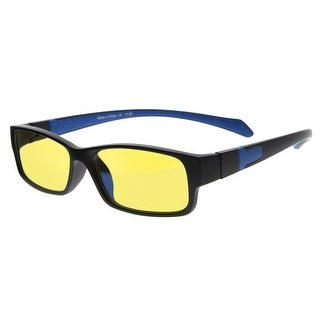 Eyekepper Yellow Tinted Lens 94% Blue Light Blocking Computer Glasses