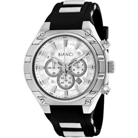 Roberto Bianci Men's Ameglio Silver Dial Watch - RB54442