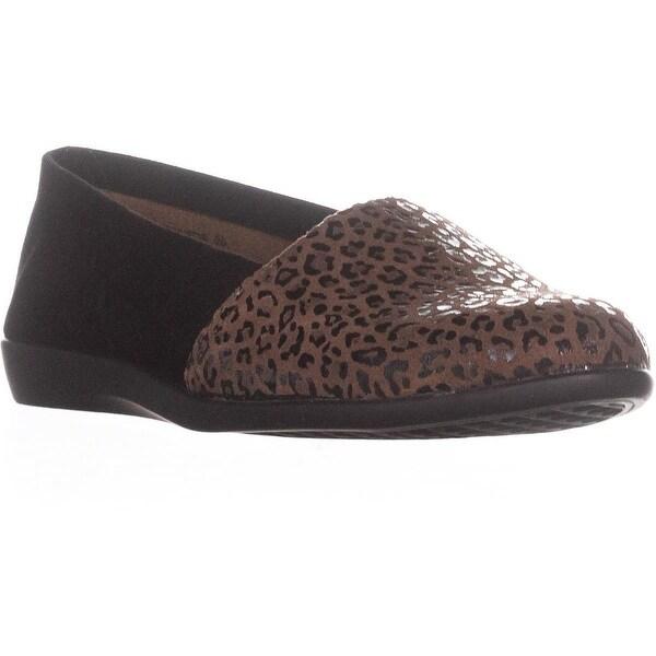 Aerosoles Trend Setter Slip-On Loafers, Leopard Combo - 8.5 us
