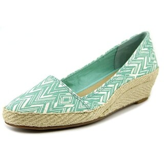 Lucky Brand Womens Tomlinn Fabric Closed Toe Loafers