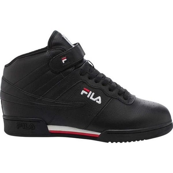 91de2efc34bb Shop Fila Men s F13 Black Fila White Fila Red - On Sale - Free Shipping  Today - Overstock - 20545587