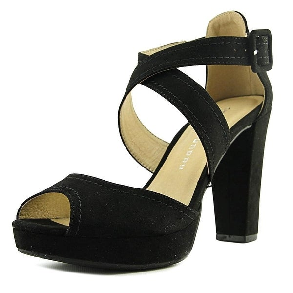 Chinese Laundry Womens allana Open Toe Casual Ankle Strap Sandals