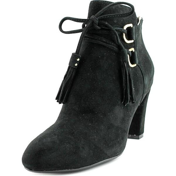 Taryn Rose Trisha Women Black Boots