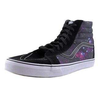 Vans Sk8-Hi Reissue Men Round Toe Canvas Multi Color Sneakers