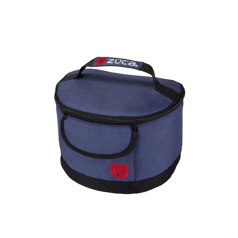 "Zuca Lunchbox - Midnight Dark Blue, #1079 - 6"" x 9"" x 6"""