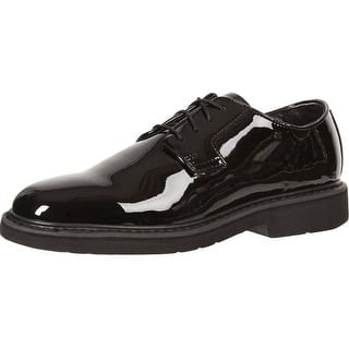 Rocky Work Shoes Mens High Gloss Leather Oxford Black FQ00510-8|https://ak1.ostkcdn.com/images/products/is/images/direct/62b0d2b7f4cddd3ee541da305b27a0174bdeabb4/Rocky-Work-Shoes-Mens-High-Gloss-Leather-Oxford-Black-FQ00510-8.jpg?impolicy=medium