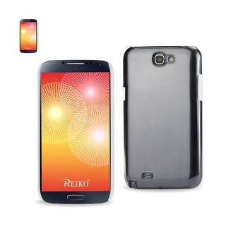 Protector Cover With Tpr Samsung Note II/ N7100 White Clear