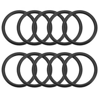 O-Rings Nitrile Rubber Gasket, 25mm Inner Diameter, 32mm OD, 3.5mm Width, 10pcs