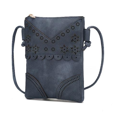MKF Collection Amentia Crossbody Bag by Mia K.
