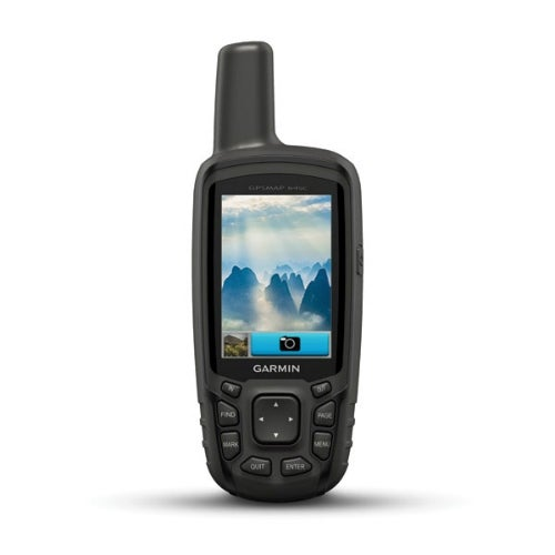 Garmin GPSMAP 64sc GPS Handheld Receiver w/ Built-in 8MP Camera- 010-01199-30