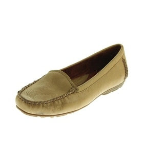 Naturalizer Womens Kellyn Leather Loafers Moccasins - 8 wide (c,d,w)
