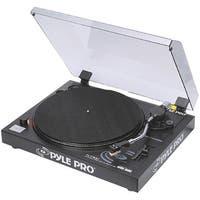 PYLE PRO PLTTB3U Belt-Drive USB Turntable with Digital Recording Software