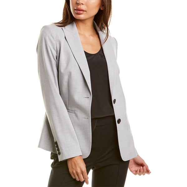 Donna Karan Tropical Suit Jacket. Opens flyout.