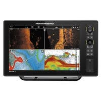 Johnson Outdoors Humminbird 410400-1 Solix 12 Chirp Mega SI GPS - 410400-1