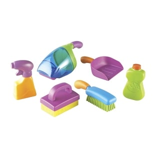 Learning Resources Clean It! My Very Own Cleaning Set, Set of 6