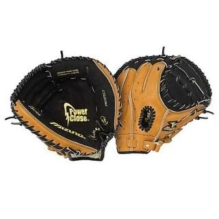 Mizuno RHT 32.5-Inch Prospect Youth Baseball Catcher's Mitt GXC105