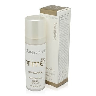 Colorescience Skin Bronzing Face Primer SPF 20