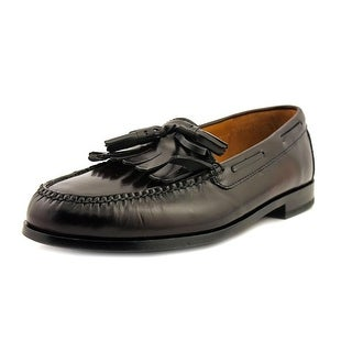 Cole Haan Pinch Shawl Bow II Men 3E Round Toe Leather Brown Loafer