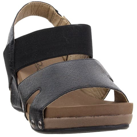 Corkys Womens Fig Casual Wedges Shoes