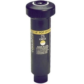 "Champion FP4H Performa Half-Circle Pop-Up Sprinkler, 4"""