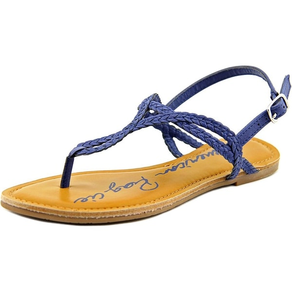 American Rag Keira Women Summer Blue Sandals