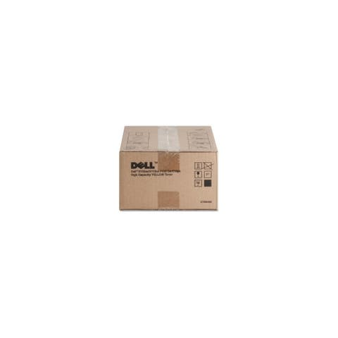 Dell NF556 Dell Toner Cartridge - Yellow - Laser - High Yield - 8000 Page - 1 / Pack