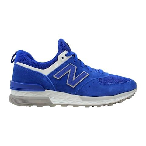online store c9aa4 77341 New Balance 574 Sport BlueBell Grey MS574CD Men s