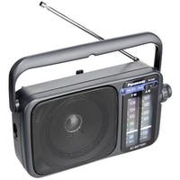 Panasonic RF-2400 AM / FM Radio (Silver)