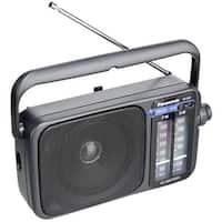 Panasonic RF-2400 AM / FM Radio (Silver)